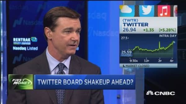 Is Jack Dorsey right for Twitter?