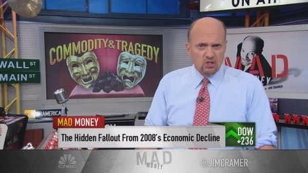 Cramer: The culprit behind 3rd quarter destruction
