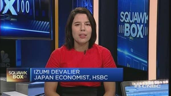 BOJ will be 'pretty happy' with Tankan survey: HSBC