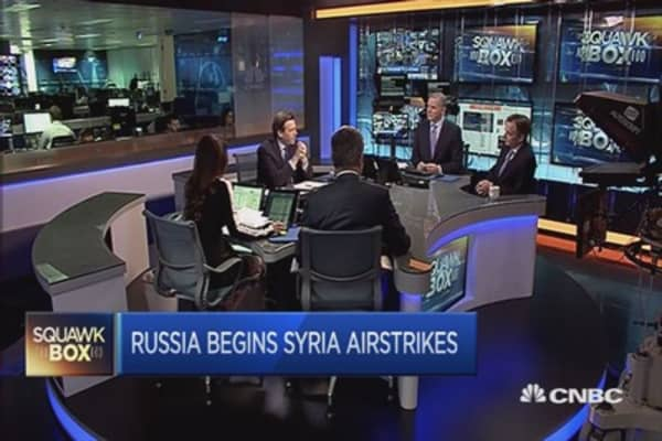 Has Putin made a clever move in Syria?