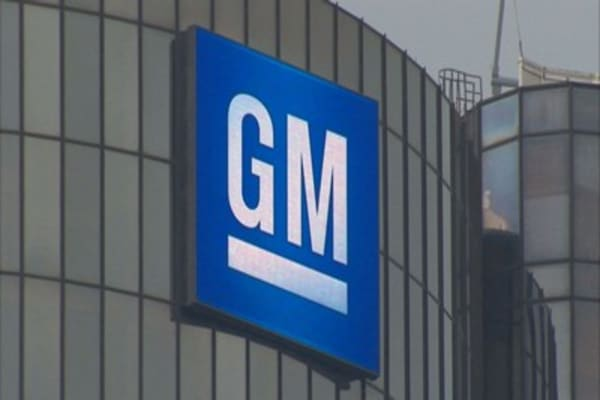 GM looking for efficiency savings