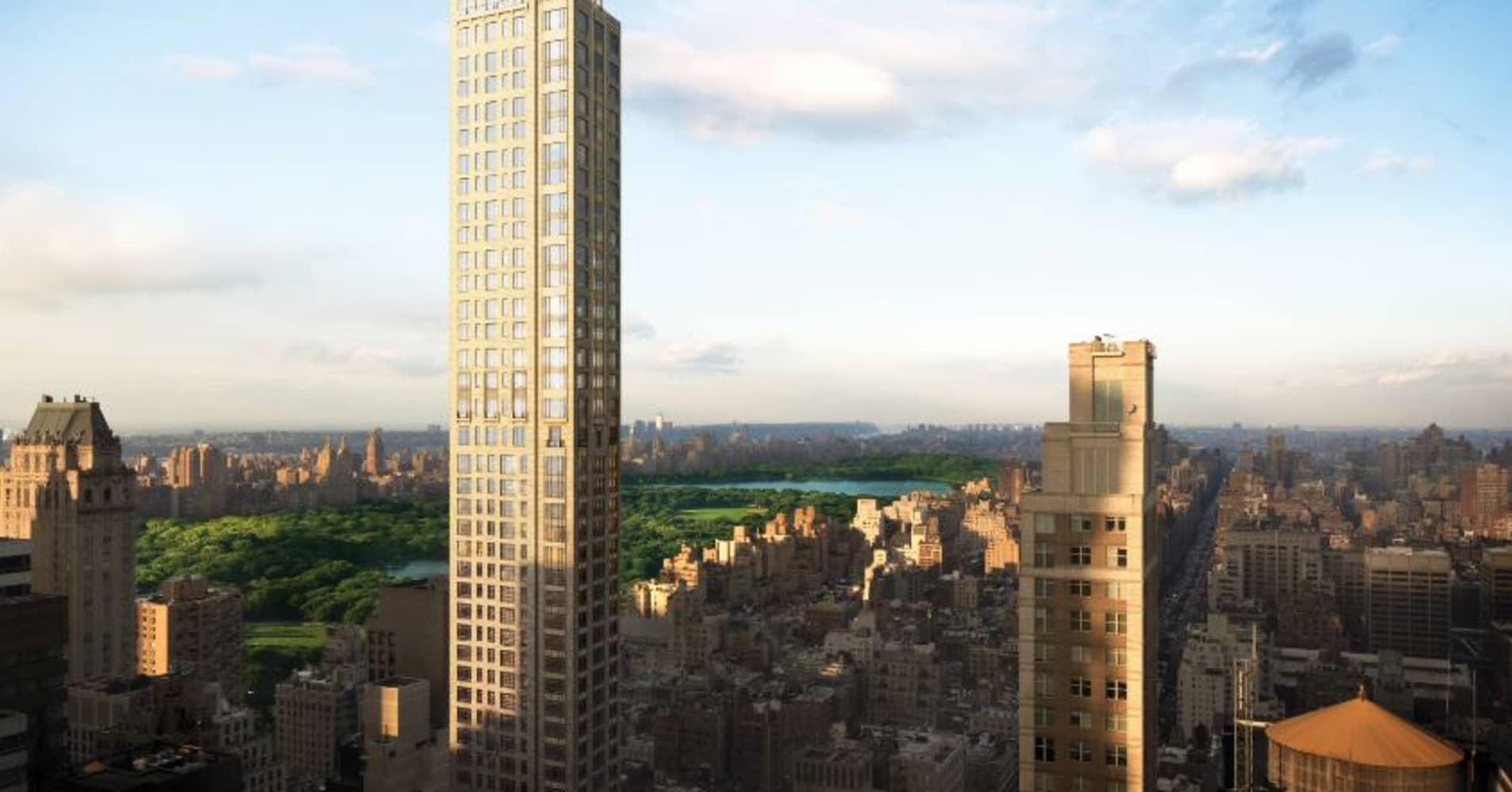 Manhattan developer Zeckendorf confident $130M penthouse ...