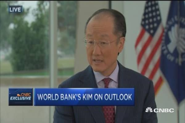 World Bank: Fed should wait to hike