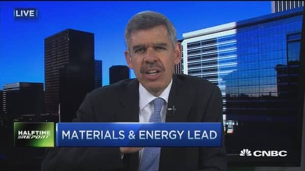 El-Erian: Emerging markets 'completely unhinged'