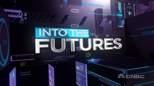 Into the futures: Earnings approach