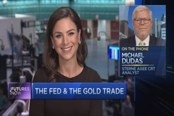 Expert on gold and the Fed