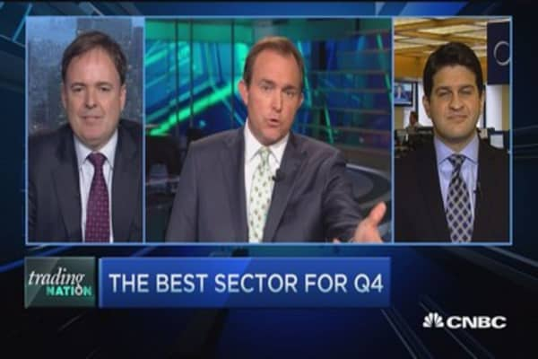 Trading Nation: Best Q4 sector is...