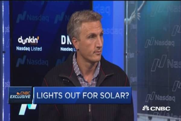 Bringing back world records to the US: SolarCity CEO