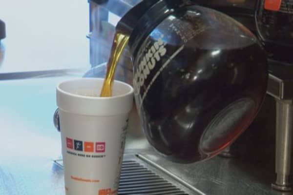 Fewer Americans are running on Dunkin'