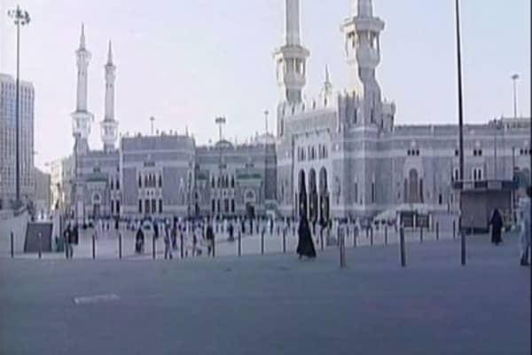 Saudi Arabia's tourism back up plan