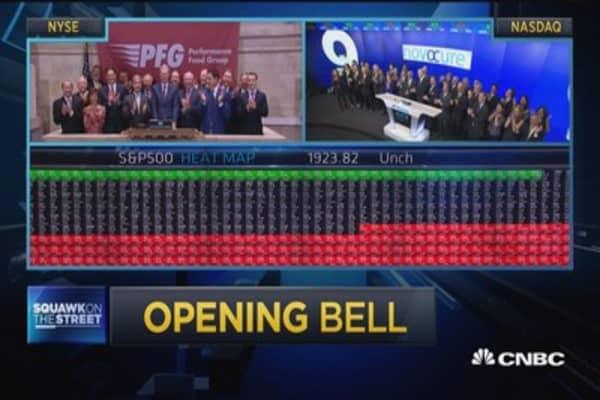 Opening Bell, October 2, 2015