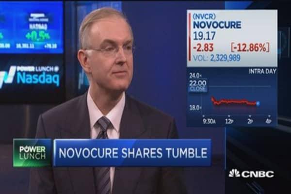 Novocure's rocky IPO