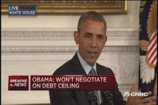 President Obama: Obama: 'Still a path' to budget compromise