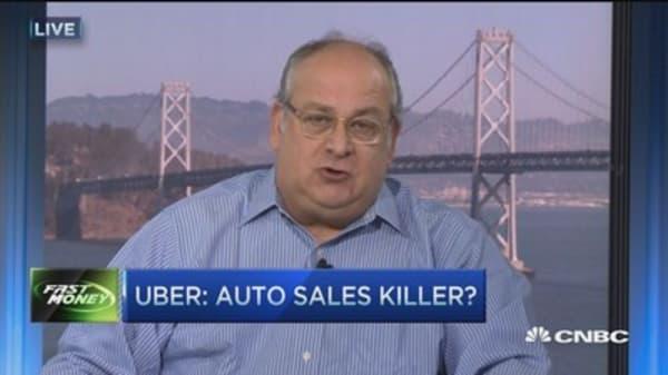 Uber: Auto sales killer?