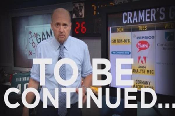 Cramer: The theme this earnings season