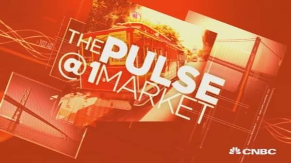 The Pulse @ 1 Market: Mike Jones