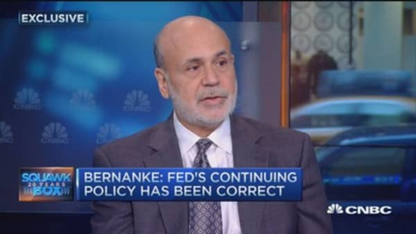 Bernanke: More help needed from fiscal policy