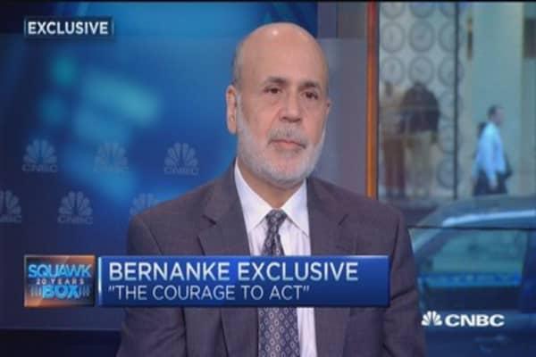 Bernanke: My worst moment