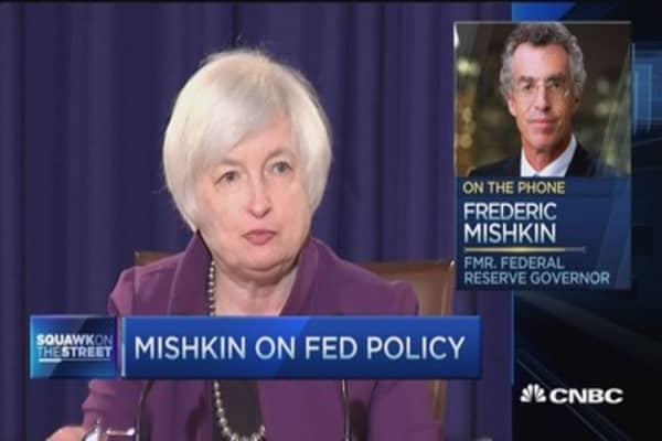 Benanke a hero, Fed has one big problem: Mishkin