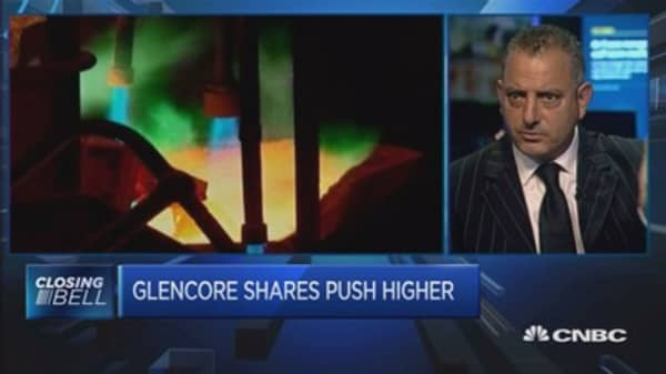 Why Glencore's rally has further to go