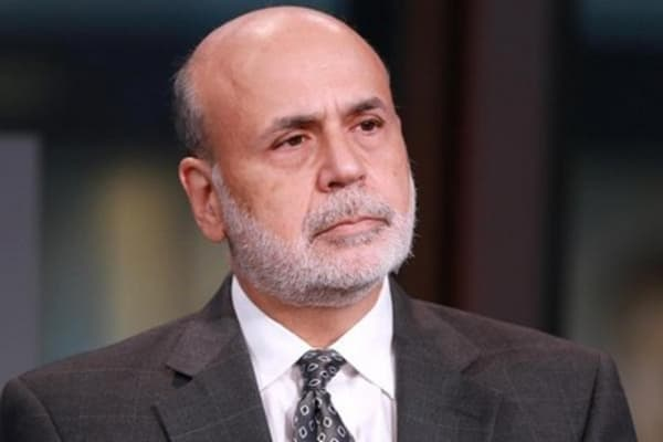Fmr. Fed Chair Bernanke: We rely too much on the Fed