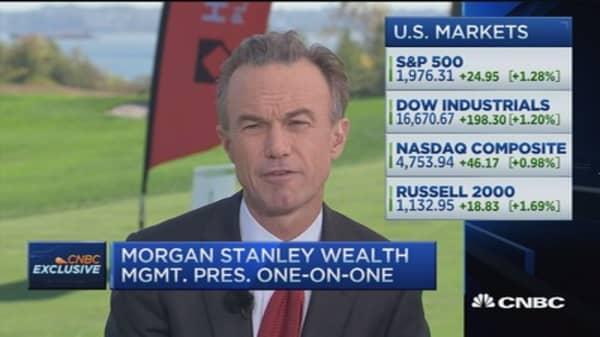 Greg Fleming: US economy on good trajectory