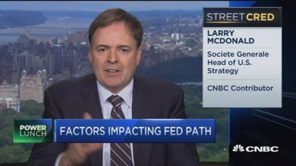Figuring out the Fed's path