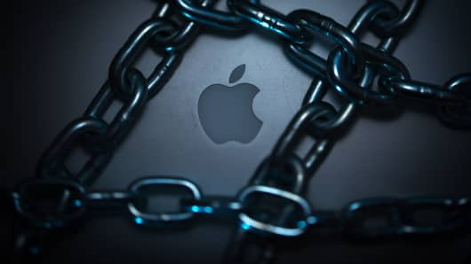 Apple products cyber security