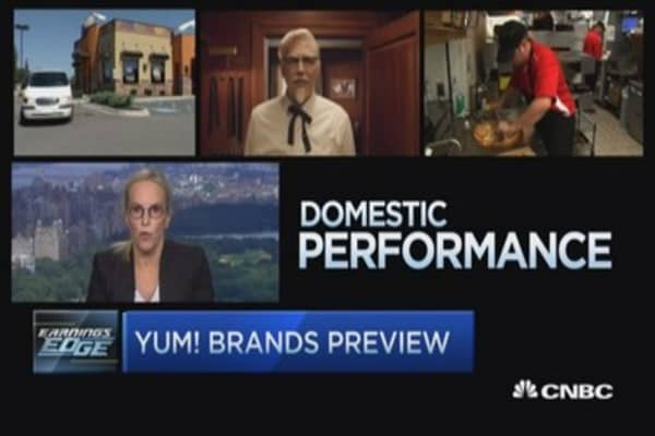 What to watch amid Yum! Brands earnings