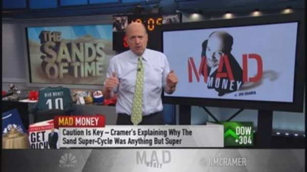Cramer: When you hear this word—run far away!