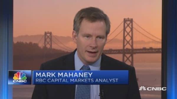 Mahaney on Amazon's cloud computing price war