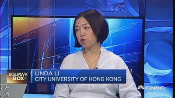 No one is above Hong Kong laws: Professor
