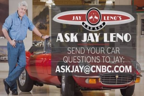 Ask Jay Leno: Can fixing up a classic car make it worth LESS?