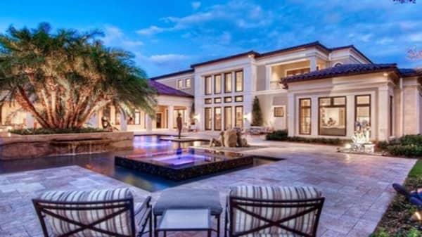Luxury home sales surge 21 percent