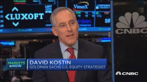 Fed raises Dec., flat is the new up: Kostin