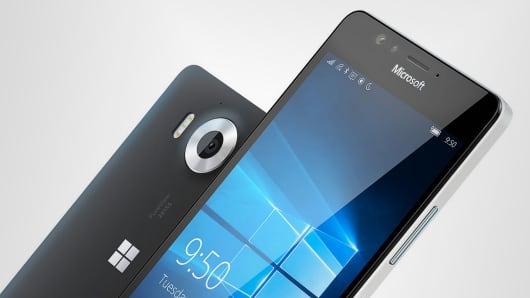 Microsoft Lumina 950