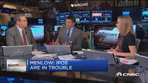 Appetite for IPOs