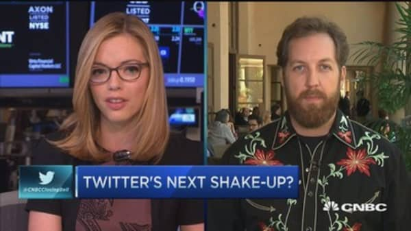 Here's who I want on Twitter's board: Sacca