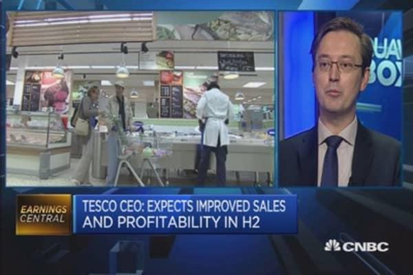 Tesco has held on to market share: Sanford C. Bernstein analyst