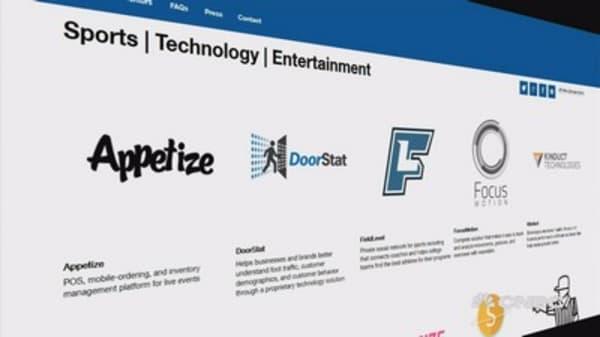 Dogers seek financial home runs in tech