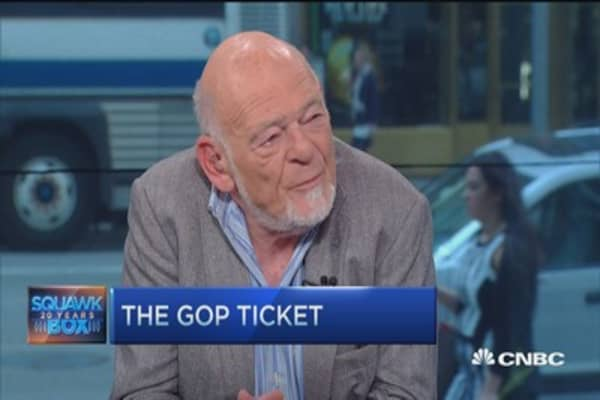 Sam Zell: American people really pissed off