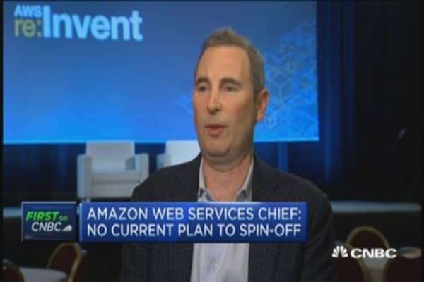 Inside Amazon's web services