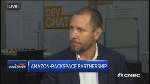 Rackspace CEO: It's a multi-cloud world
