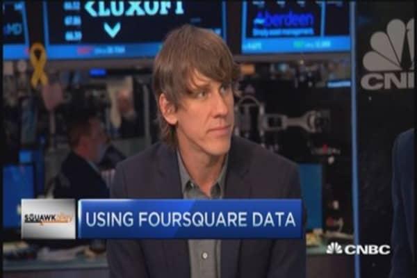 Future of Foursquare: CEO