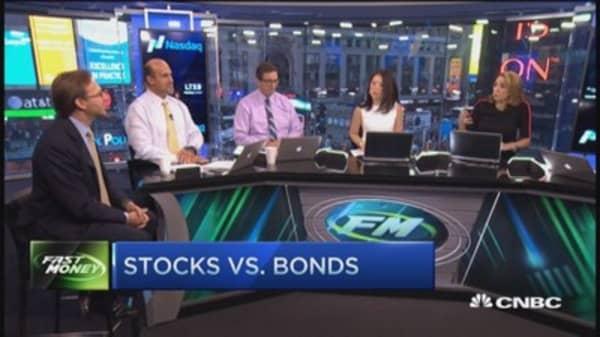 The great race: Stocks vs. bonds