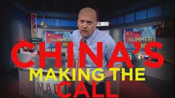 Cramer: Pick this stock to defend your portfolio