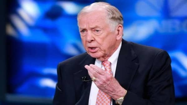 Oil could climb to $70: Boone Pickens