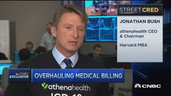New coding for medical billing