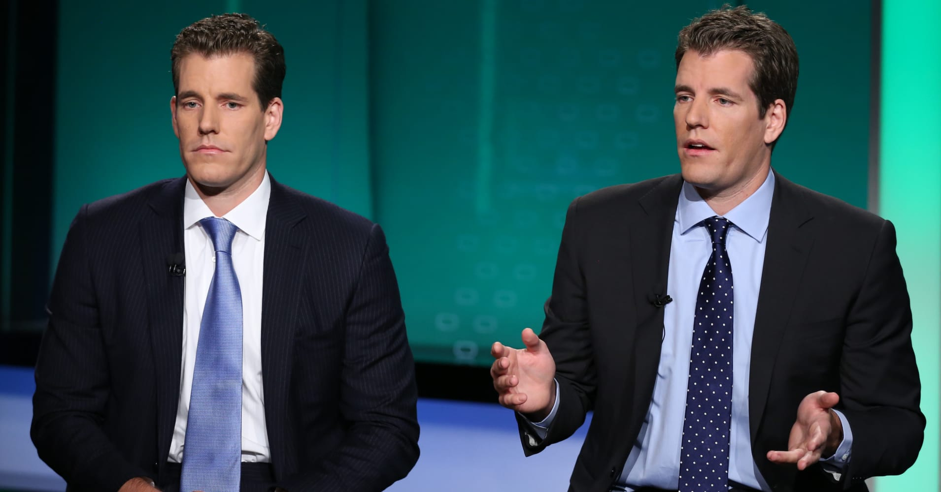 Bitcoin is nearly halfway to the $400 billion value predicted by the Winklevoss twins four years ago