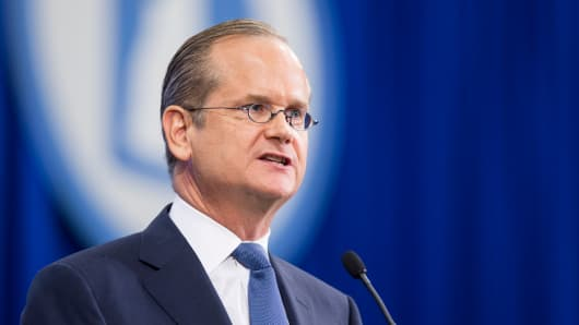 Democratic presidential candidate Lawrence Lessig.